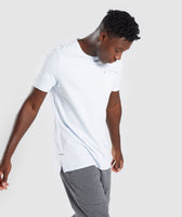 Gymshark City T-Shirt - Clear Water 9