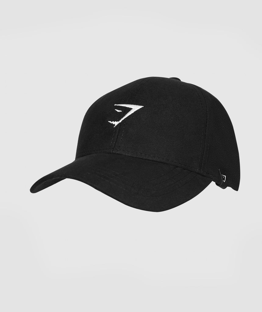 Gymshark Curved Cap - Black 1