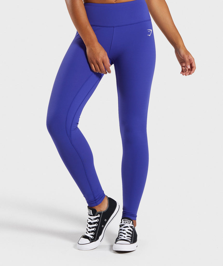 Gymshark Dreamy Leggings - Indigo 1