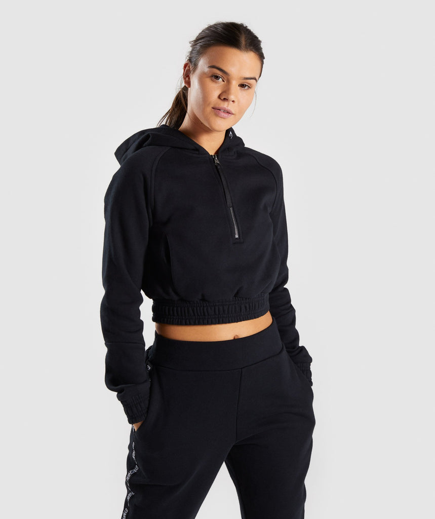 Gymshark Everyday Pullover - Black 1