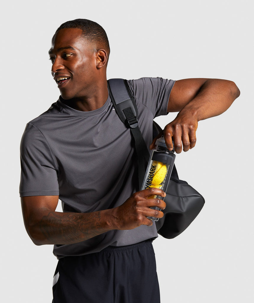 Gymshark Fruit Infuser - Black Logo 1