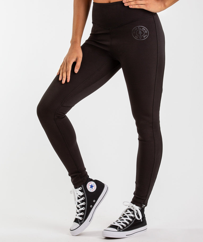 Gymshark Golds Gym Leggings - Black 1