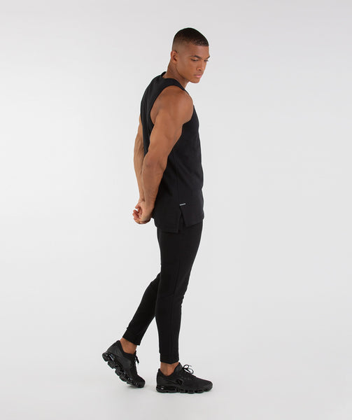 Gymshark City Tank - Black 3