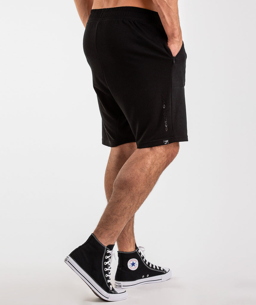 Gymshark Golds Gym Shorts - Black 1