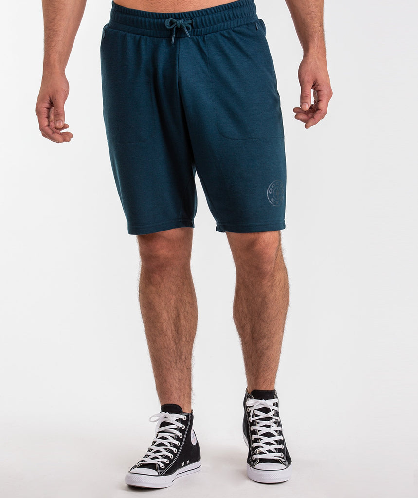 Gymshark Golds Gym Shorts - Lagoon Blue 2