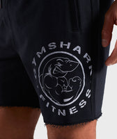 Gymshark Legacy Plus Shorts - Black 11
