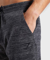 Gymshark Lounge Shorts - Charcoal Marl 11