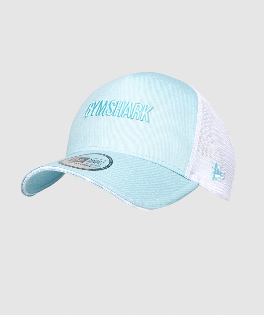Gymshark New Era GS Trucker - Blue 1