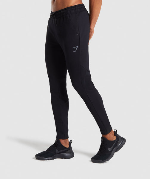 Gymshark Ozone Bottoms - Black 2
