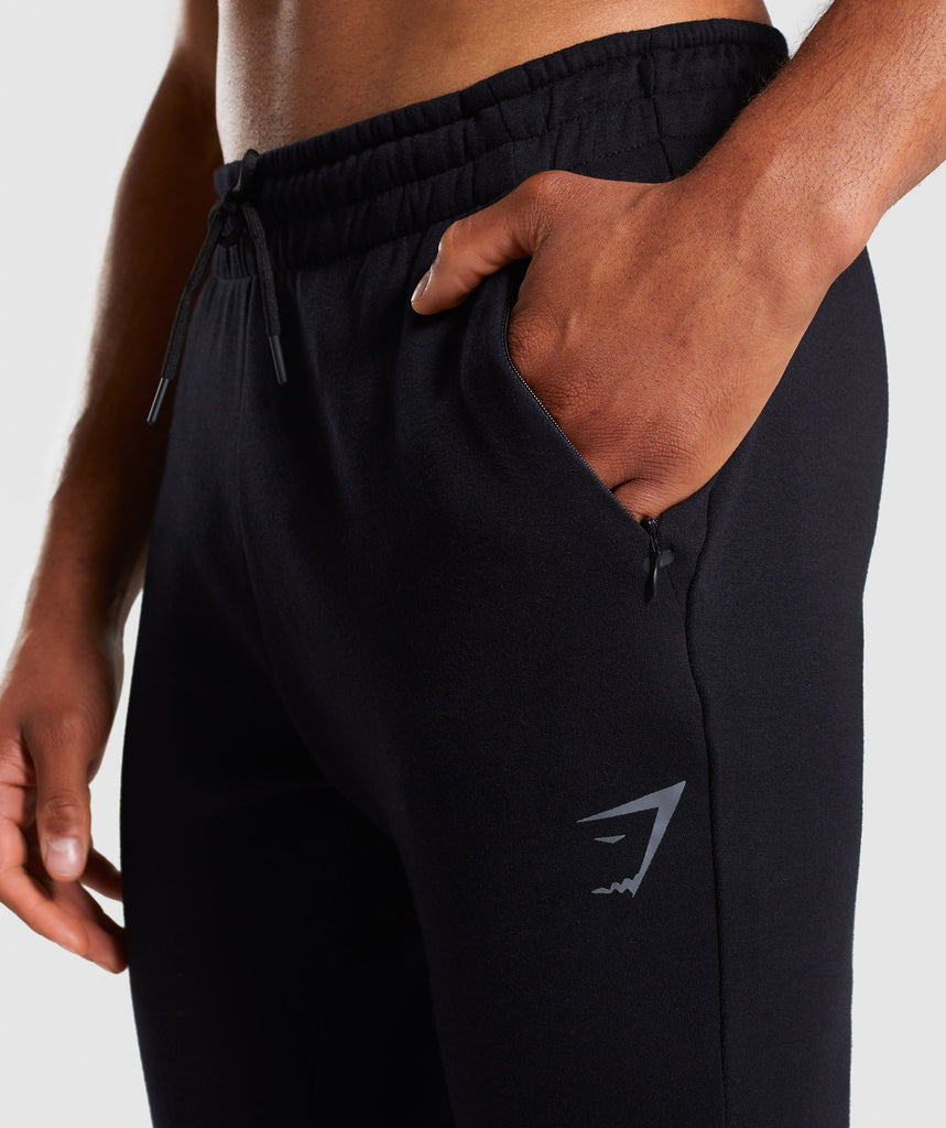 Gymshark Ozone Bottoms - Black 5