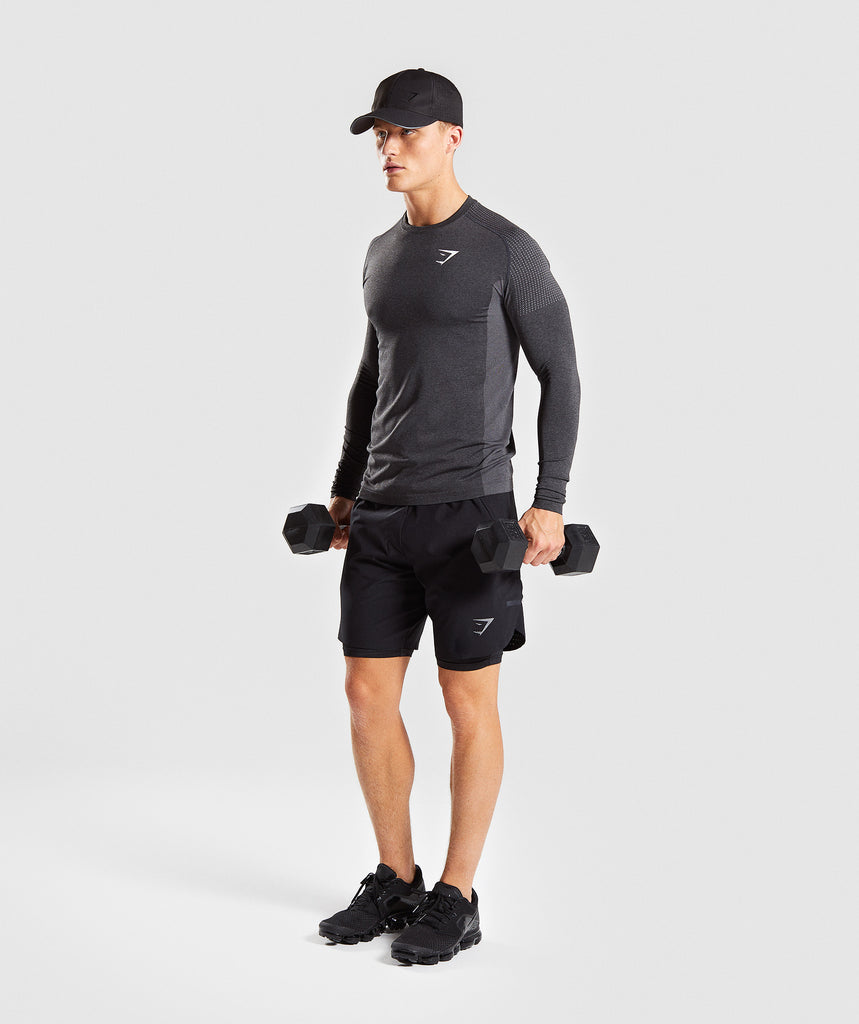 Gymshark Performance Cap - Black 2