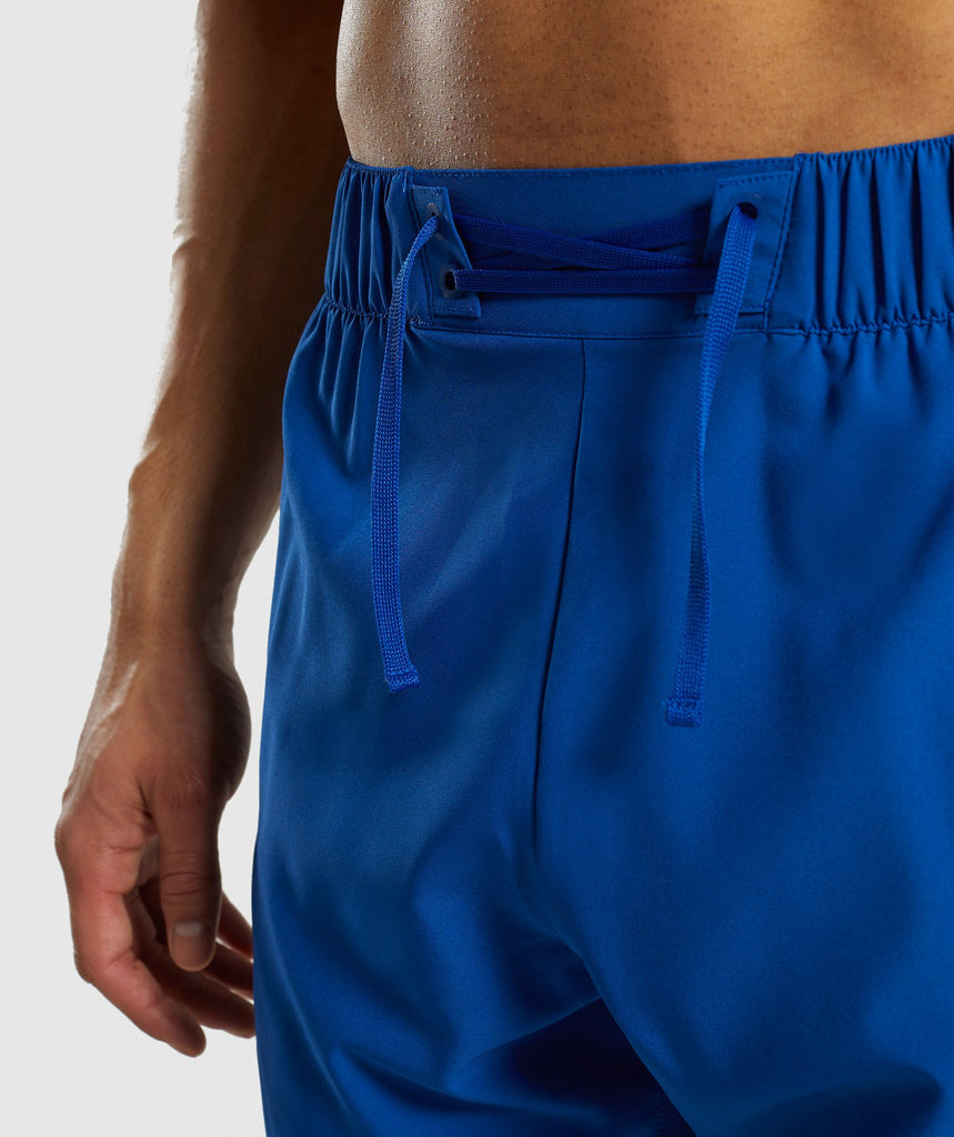 Gymshark Performance Board Shorts - Blue 5
