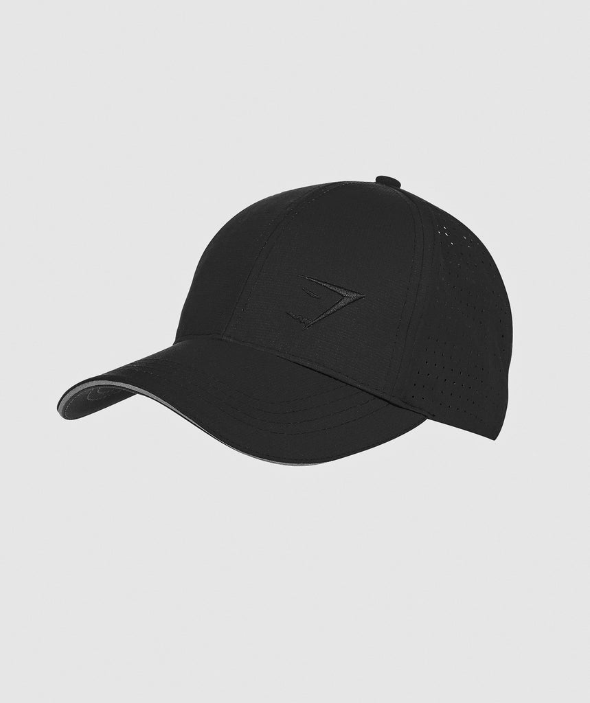 Gymshark Performance Cap - Black 1