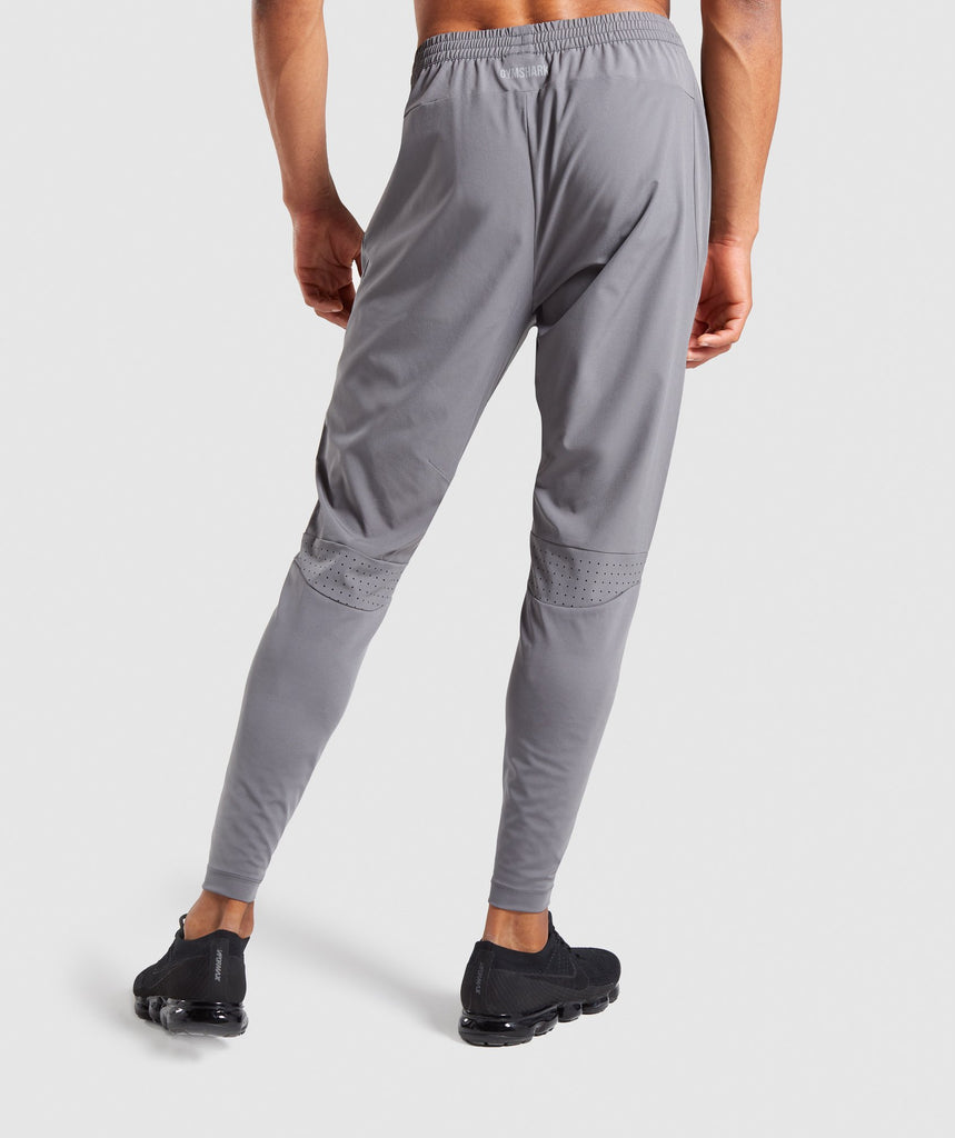 Gymshark Precision Bottoms - Smokey Grey 2