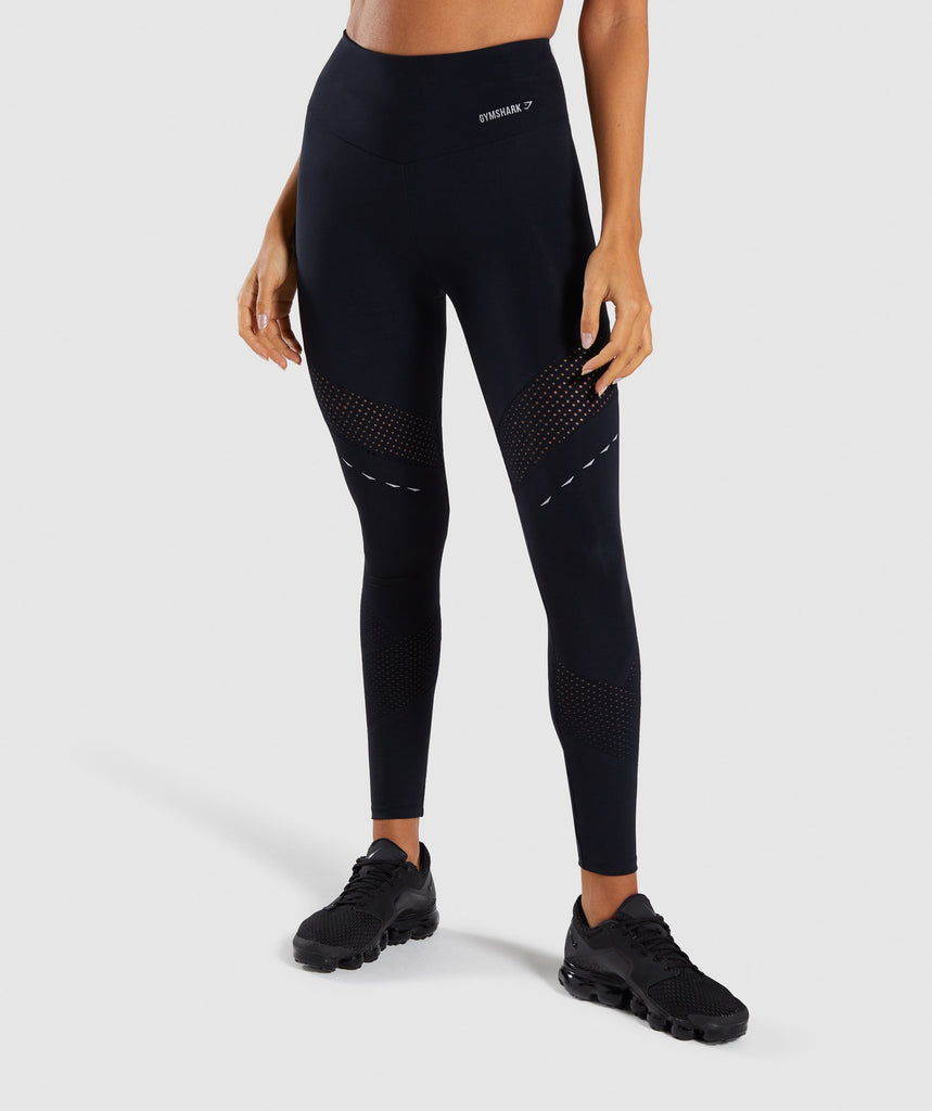 Gymshark Pro Perform Leggings - Black 1