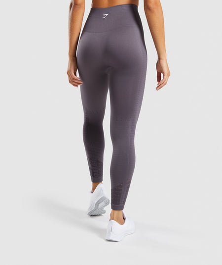 Gymshark Energy+ Seamless Leggings - Slate Lavender
