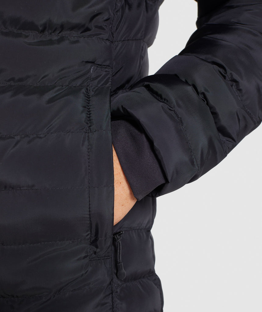 Gymshark Sector Jacket V2 - Black 5