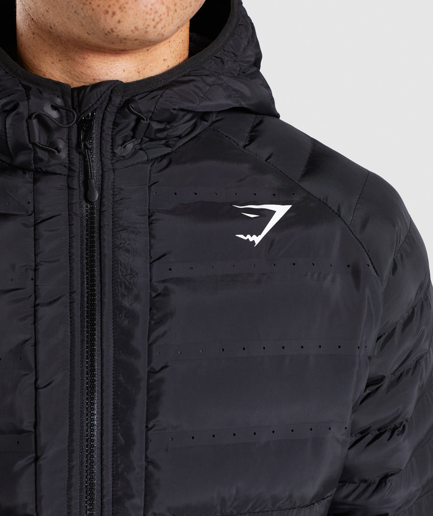 Gymshark Sector Jacket V2 - Black 6