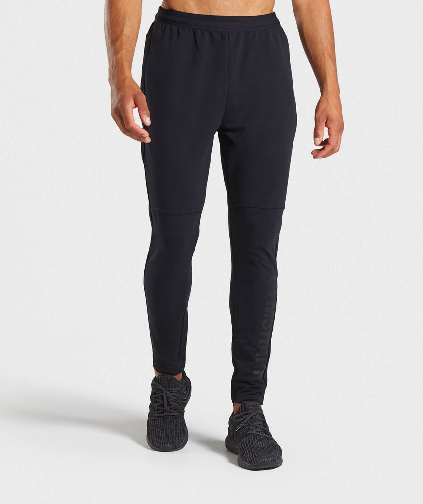 Gymshark Shadow Joggers - Black 1