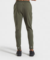 Gymshark Shadow Joggers - Dark Green 8