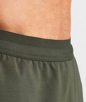 Gymshark Shadow Joggers - Dark Green 12