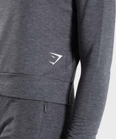 Gymshark Solace Sweater - Charcoal Marl 11