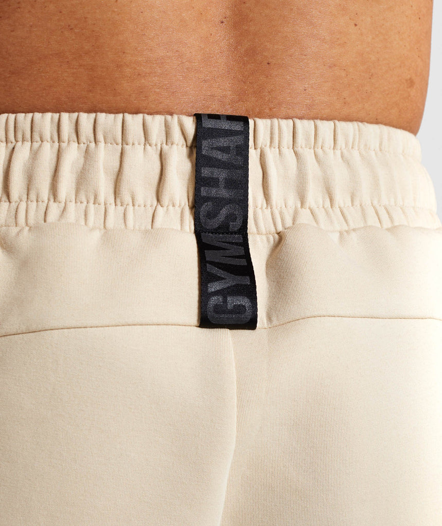 Gymshark Ultra Shorts - Warm Beige 5
