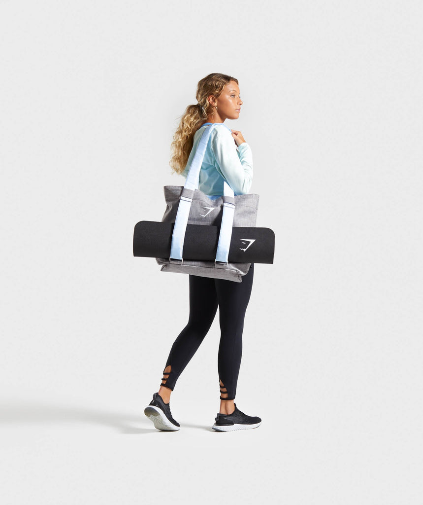 Gymshark Studio Tote Bag - Light Grey 1