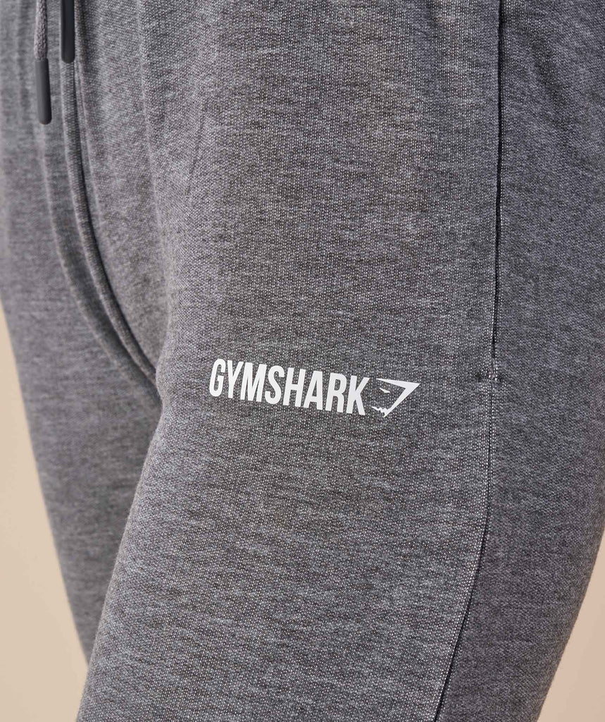 Gymshark Fit Bottoms - Charcoal Marl 5