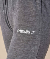 Gymshark Fit Bottoms - Charcoal Marl 11