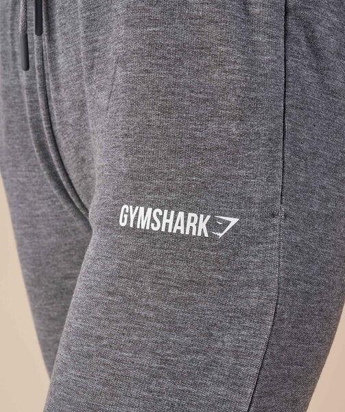 Gymshark Fit Bottoms - Charcoal Marl 4