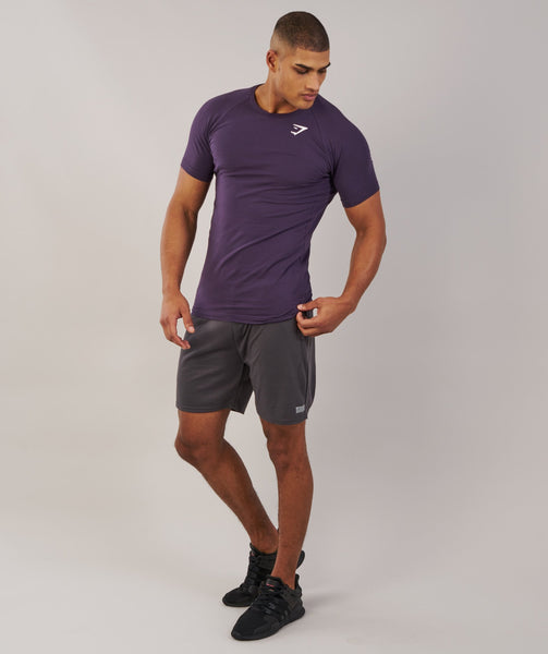 Gymshark Form T-Shirt - Nightshade Purple 4