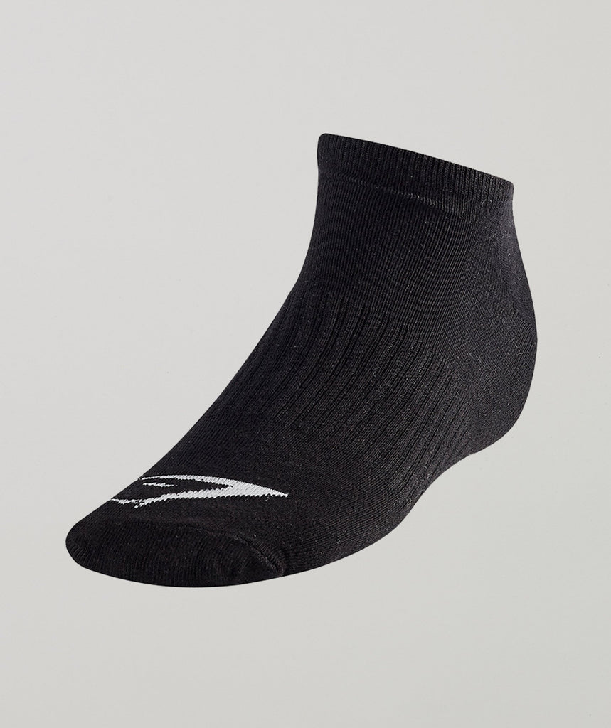 Gymshark Mens Trainer Socks 3pk - Black