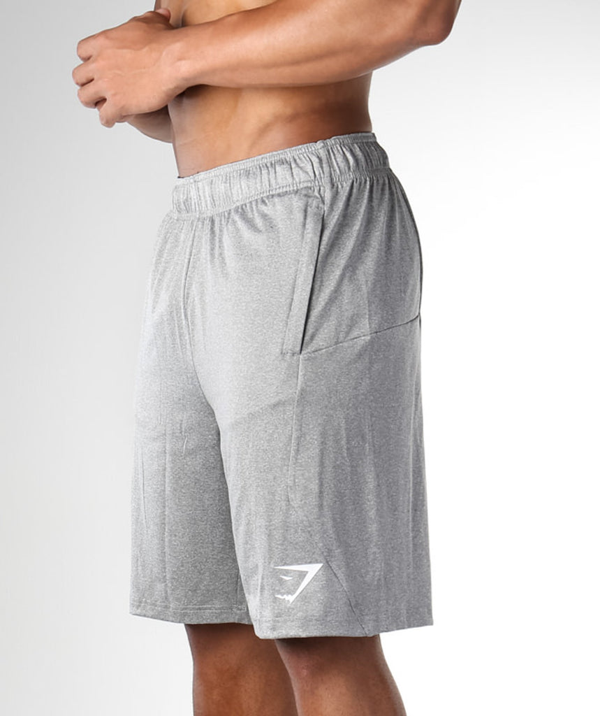 Gymshark DRY Element Sweat Shorts - Grey 6