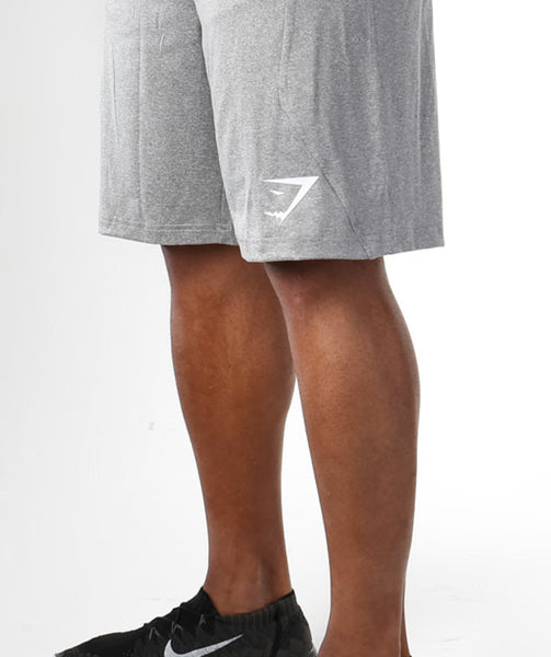 Gymshark DRY Element Sweat Shorts - Grey 4