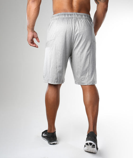 Gymshark DRY Element Sweat Shorts - Grey 3