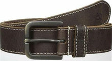 Timberland Men's Oily Milled Belt Brown - 24 Piece Prepack