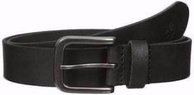 Timberland 40mm Oily Milled Belt Black - 24 Piece Prepack
