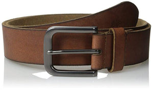 Timberland Men's Classic Jean Belt Brown - 24 Piece Prepack