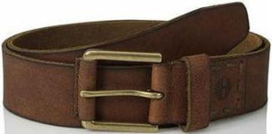 Timberland 40mm Milled Pull-Up Belt Brown - 24 Piece Prepack