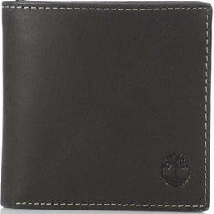 Timberland Men's Hunter Wallet With Passcase Black - 24 Piece Prepack