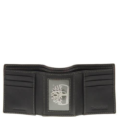 75ecf50f18f9a ... Timberland Wallets Hunter Trifold Wallet Black - 36 Piece Prepack