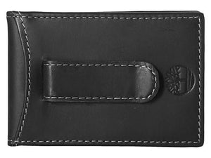 Timberland Hunter Flip Clip Wallet Black - 24 Piece Pack
