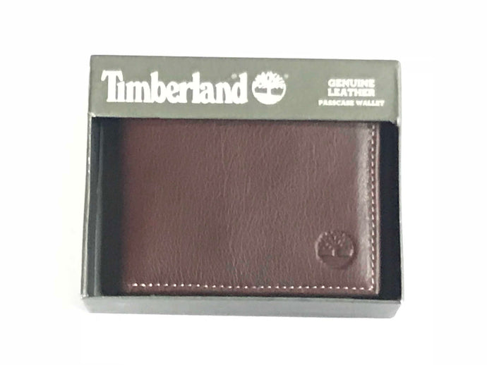 Timberland Premium Leather Pass Case Wallet - 24 Piece Minimum Order