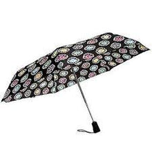 TOTES Assorted Floral Printed Medium AOC Umbrella - 48 Piece Prepack