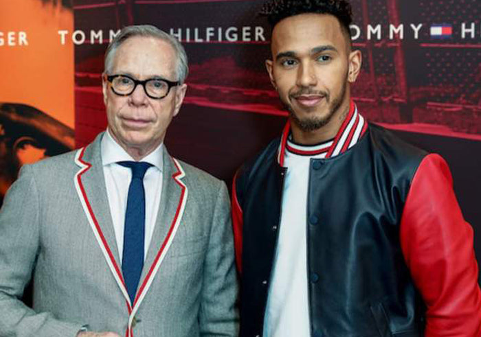 c0170697 Lewis Hamilton is Tommy Hilfiger's new global menswear ambassador – Trends  & Tags Limited