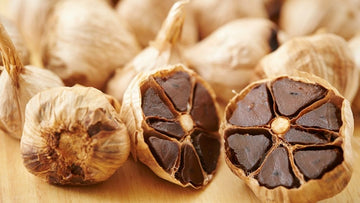 Why would you eat black garlic?