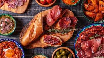 "The ""must-haves"" for Spanish and Portuguese cuisine"