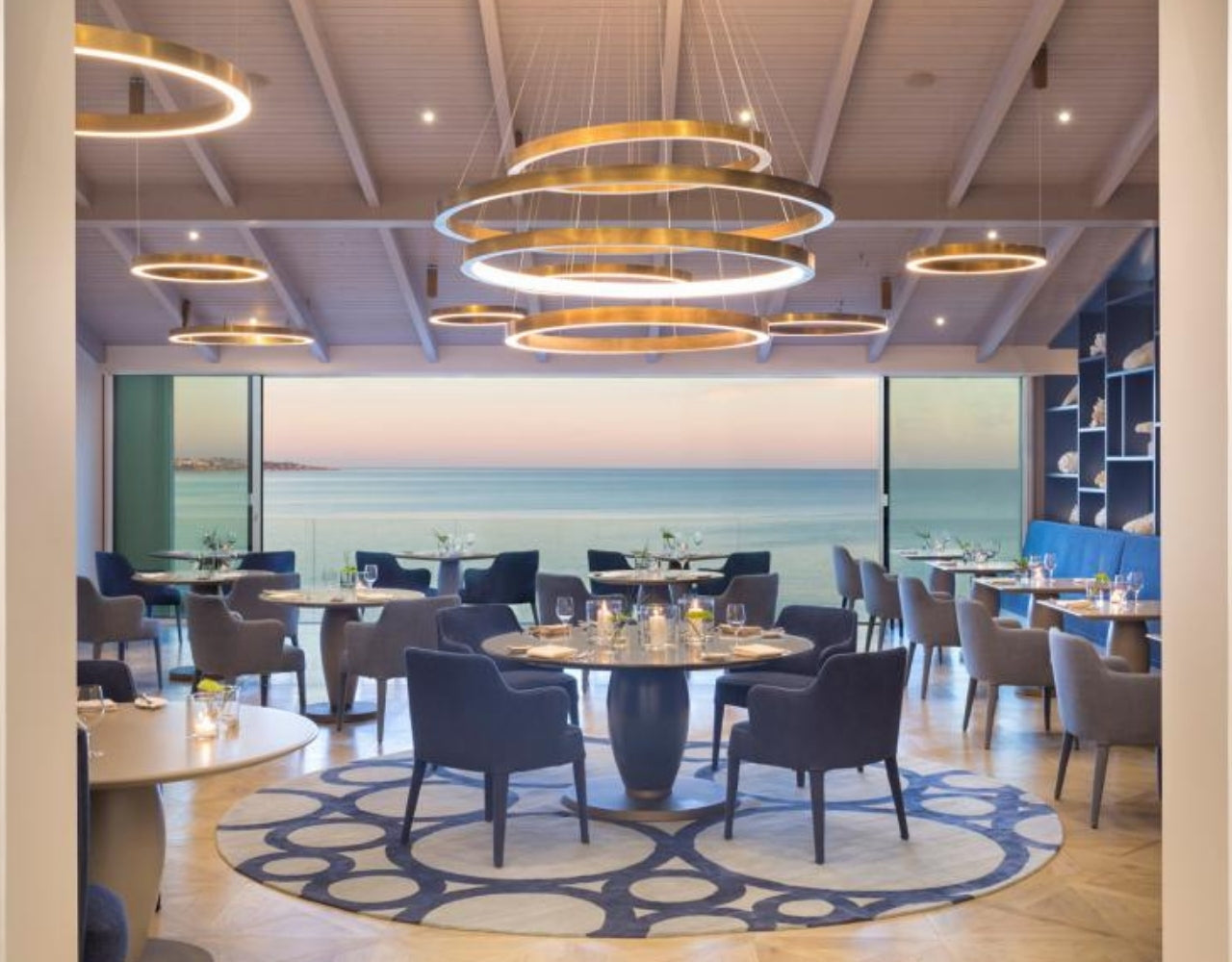 Ocean Restaurant in Algarve Portugal