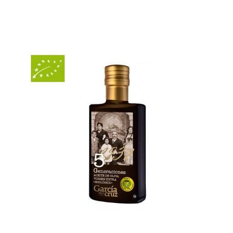 Garcia de La Cruz - BIO Natives Olivenöl Extra - 5 Generationen 250ml